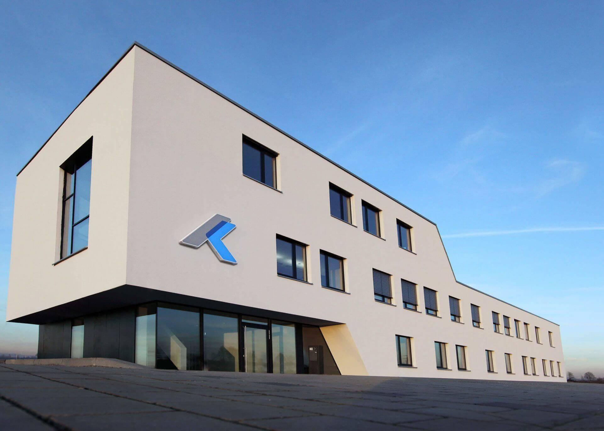 Gebäude Unternehmen