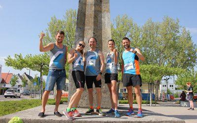 Erneut am Start: Der 10. IPF-Ries-Halbmarathon