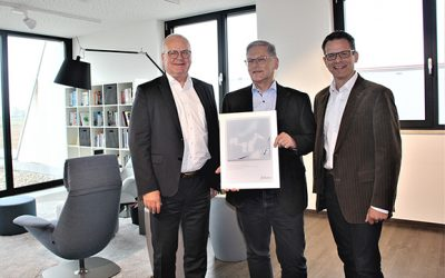 Kutzschbach im Stäubli Partnerprogramm