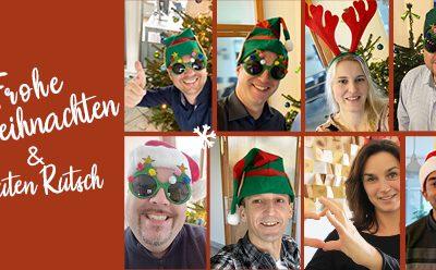 Weihnachtsgrüße der Kutzschbach INNOVATIONS
