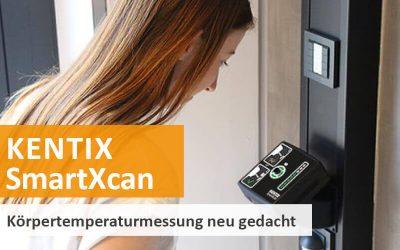 Kentix SmartXcan – Wirksamer und DSGVO-konformer Schutz vor Virenverbreitung