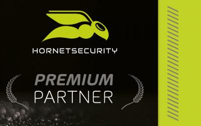 Kutzschbach ist jetzt Premiumpartner von Hornetsecurity