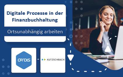 Digitale Prozesse in der Finanzbuchhaltung