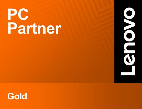 Lenovo Gold Partner Emblem