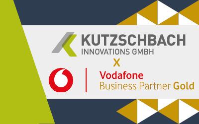 Kutzschbach wird Vodafone Business Partner Gold