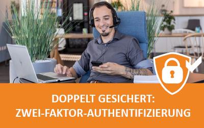 Zwei-Faktor-Authentifizierung | Kutzschbach