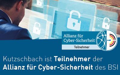 Kutzschbach | Allianz für Cyber-Sicherheit