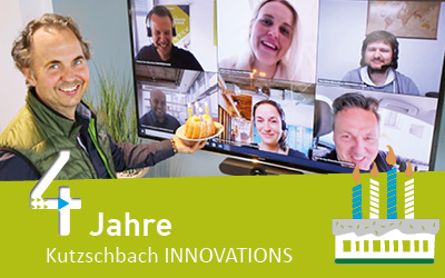 4 Jahre Kutzschbach INNOVATIONS