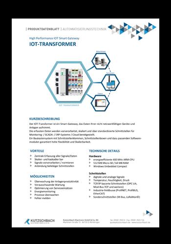 Iot Transformer