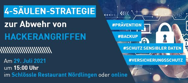 IT-Security Event in Nördlingen