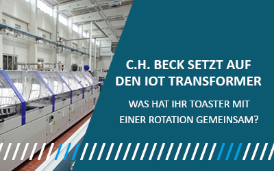 Case Study IoT | C.H.Beck