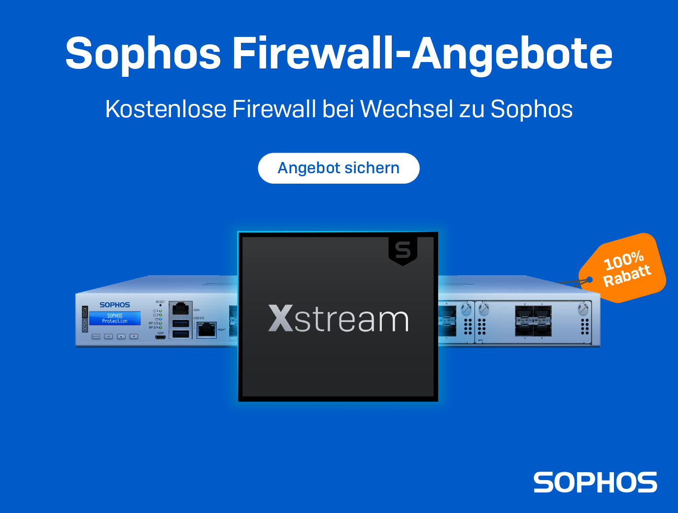 Sophos Firewall Angebote